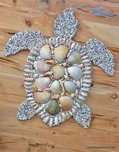 Besteht Sand Aus Muscheln : 30 diy ideen f r basteln mit muscheln aus dem sommerurlaub ~ Kayakingforconservation.com Haus und Dekorationen
