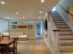 Finished Basement Ideas For Kids by Finished Basement Kids Area And Exercise Room