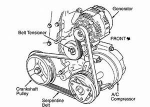 2016 Buick Verano L4 2 0l Serpentine Belt Diagram
