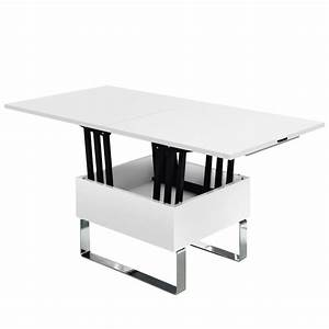 exemple table basse qui se releve With table basse qui se leve