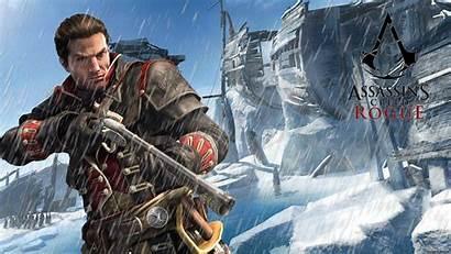 Creed Assassin Rogue Wallpapers Desktop Fantasy Warrior