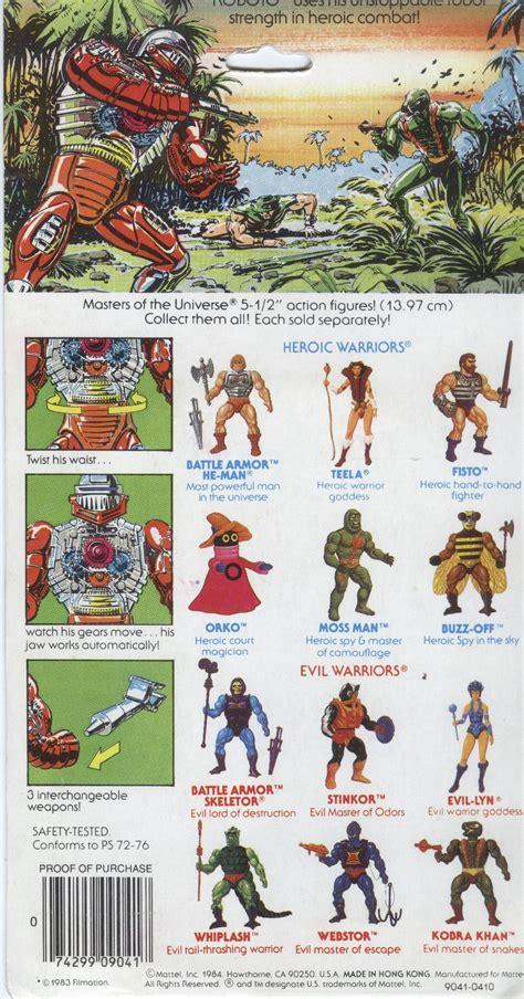 manorg toys masters   universe  original
