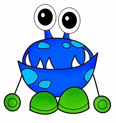 Monster Pack Forms Freebie Clip Clipart Kindergarten