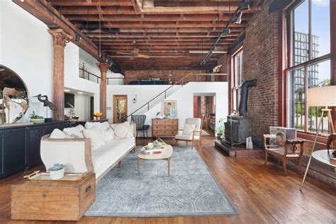 A Studio Loft Which Is A Home And Gallery by What Is A Loft In New York City It Means Something