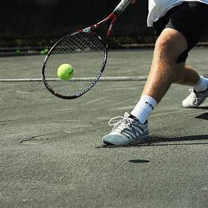 Classic Tennis Court Clay, Original, Green, Great to Play ...