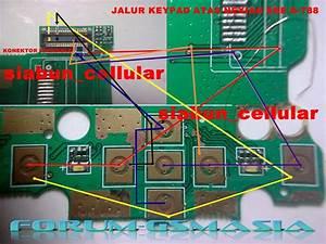Solusi Jalur Keypad Atas Nexian She G-788