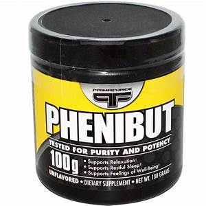 Primaforce Phenibut Reviews  Experiences And Results