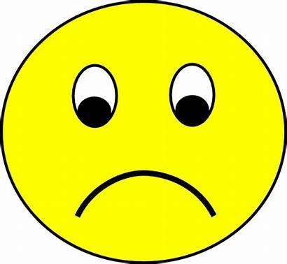 Sad Smiley Clip Clipart Cliparts Clker Hi
