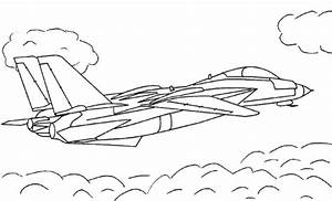 air force one Colouring Pages