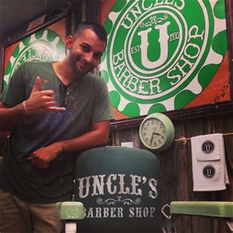 uncles barber shops   barbers  peach st erie pa reviews yelp
