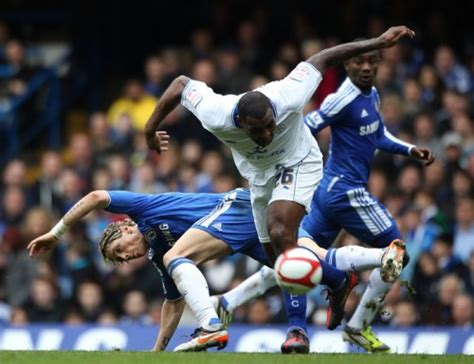 Soccer – FA Cup – Sixth Round – Chelsea v Leicester City ...
