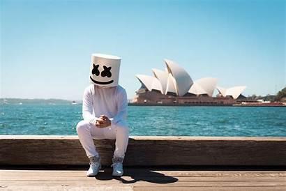 Marshmello Dj Wallpapers Singer 4k Backgrounds