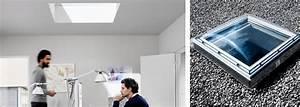 Fenetre De Toit Fixe Prix : fen tre coupole fixe pour toit plat velux archi material ~ Premium-room.com Idées de Décoration