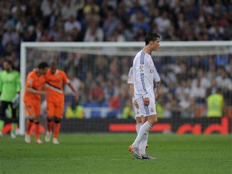Cara y cruz para Cristiano Ronaldo