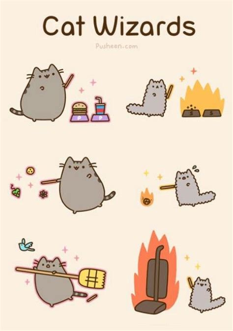 pusheen cat the world s catalog of ideas