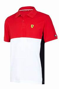 Ferrari Polo Shirt : ferrari red colorblock polo shirt ebay ~ Kayakingforconservation.com Haus und Dekorationen