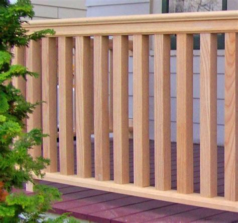 Wooden Porch Spindles by Square Porch Balusters Traditional Wood Spindles For