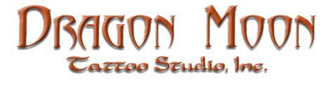 dragon moon tattoo studio