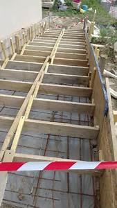 Coffrage Terrasse Beton : coffrage escalier beton ~ Medecine-chirurgie-esthetiques.com Avis de Voitures