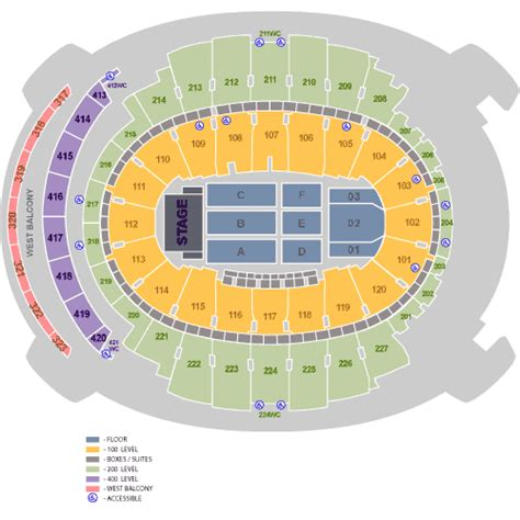 square garden seating 2 luke bryan tickets square garden new york 1 25