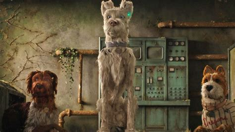 Isle Of Dogs At The Ifi (audio Described And