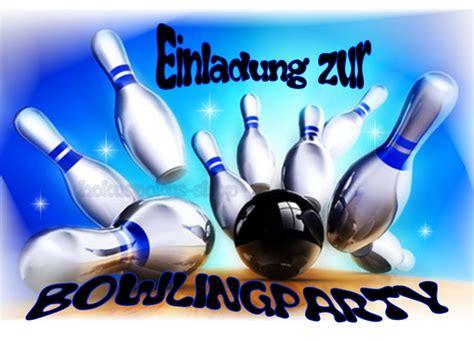 einladung kindergeburtstag bowling gratis geburstags