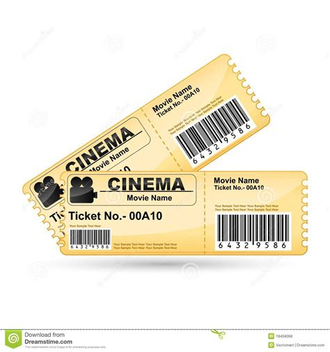 ticket royalty  stock  image