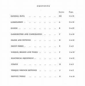 Bsa 1971 To 1972 Workshop Manual A65fs Firebird Scrambler