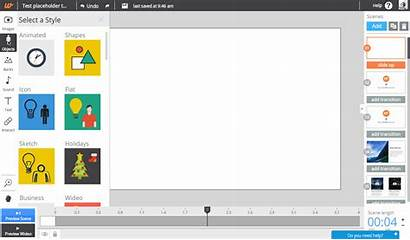 Wideo Animation Intro Editing Business Beginners Software