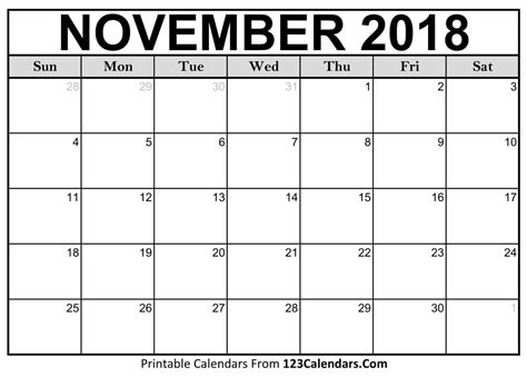 Printable November 2018 Calendar Templates  123calendarscom. Invoice Template Ms Word Cvvlg. Lease Calculator Excel Spreadsheet. Templates Of Curriculum Vitae Template. Media Release Template. Change Of Name Template Letter. Online Free Calendar 2015 Template. Address Book. Thank You Notes Sample Template