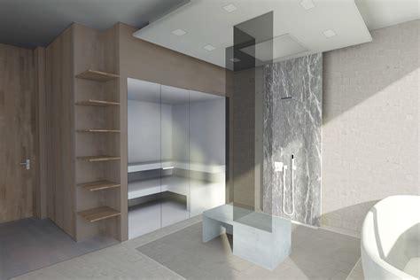 Badezimmer Modern Mit Sauna by Badezimmer Entwurf Merzig
