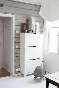 Ikea Schuhschrank Ställ : love this grey and white room st ll shoe cabinet spotted on caisak ikea ikea arbetsrum ~ Pilothousefishingboats.com Haus und Dekorationen