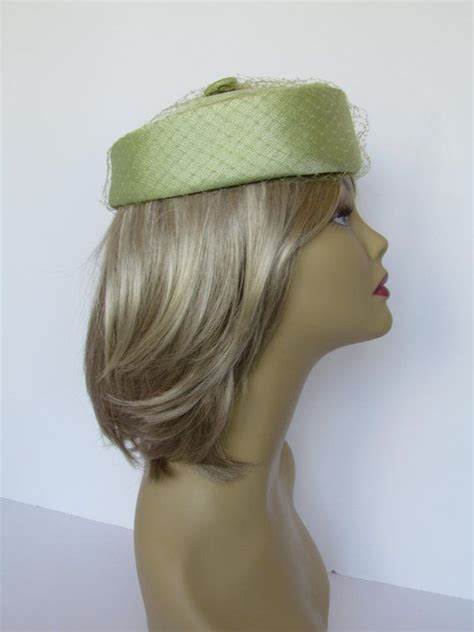 church hats for green pillbox hat vintage hats for deco