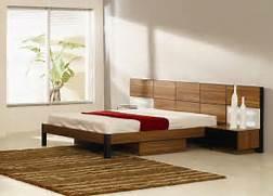 Platform Bed Decoration Modern Platform Bed With Lights Modern Platform Bed With