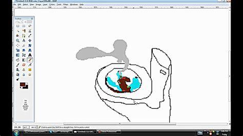 comment dessiner des toilettes dessin avec max tom toilette pour homme