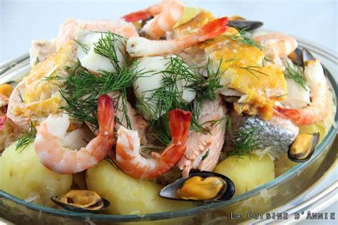 recette choucroute de la mer la cuisine familiale un