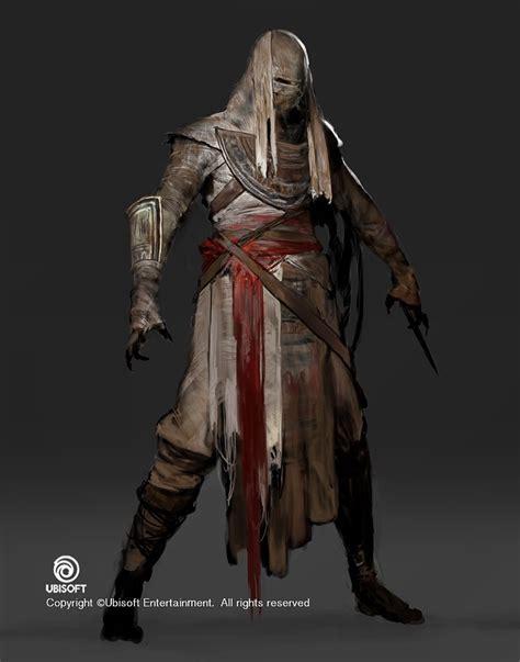 Assassinu0026#39;s Creed Origins Concept Art by Jeff Simpson   Concept Art World
