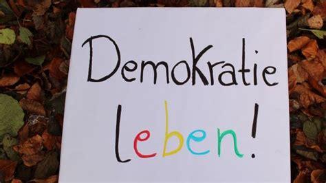 partnerschaft fuer demokratie foerdert zehn ahlener
