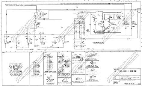 1961 1963 Ford F 100 Wiring Diagram by 1977 Ford Wiring Schematic Detailed Schematic Diagrams