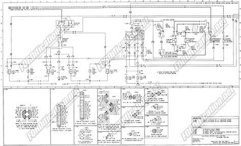 1977 Ford F100 Wiring Schematic 1977 ford f 100 wiring diagram data set