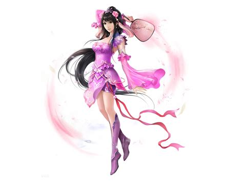 beautiful girl animation cartoon characters  games