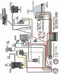 Mercury Switch Box Wiring Diagram  With Images