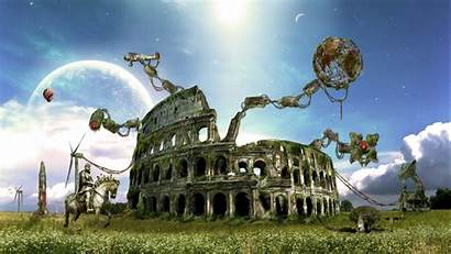 Fantasy Colosseum Wallpapers 1920 1080