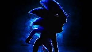 Animated Sonic The Hedgehog Movie Poster Shows Off The