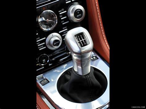 Aston Martin Dbs Lightning Silver 2009 Interior Close