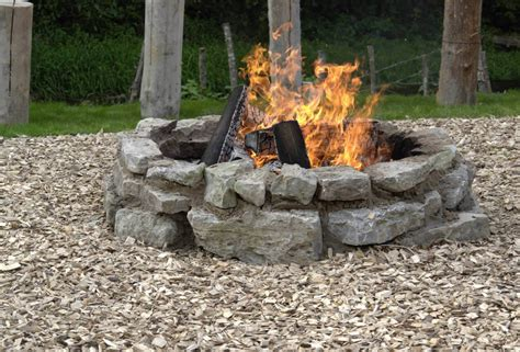 rustic pits 42 backyard and patio fire pit ideas