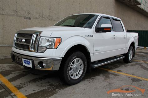 2012 Ford ecoboost f150 gas mileage