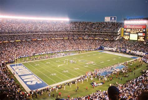 Pro Sports Stadium Review Qualcomm Stadium