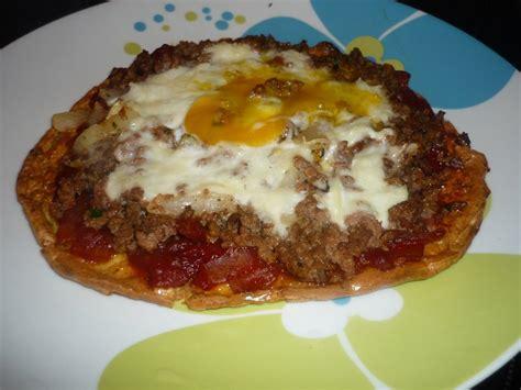pate a pizza dukan 187 pizza steack sauce barbecue p 226 te tofu de ktya prot 233 ines gourmandes