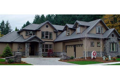 European House Plans  Canyonville 30775  Associated Designs
